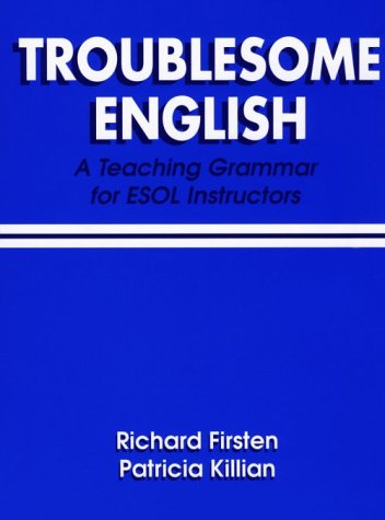 Troublesome English N/A 9780133288407 Front Cover