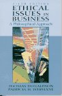 Ethical Issues in Business A Philosophical Approach 5th 1996 9780135044407 Front Cover