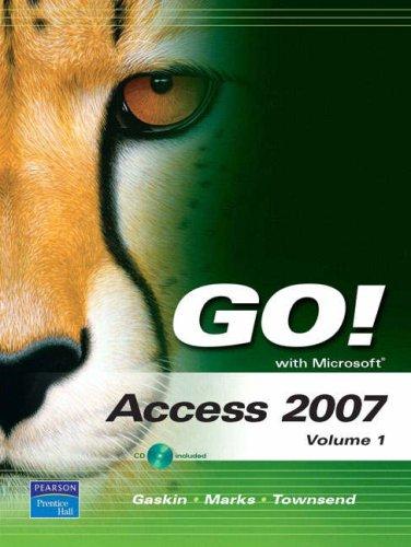 Microsoft Access 2007   2008 edition cover