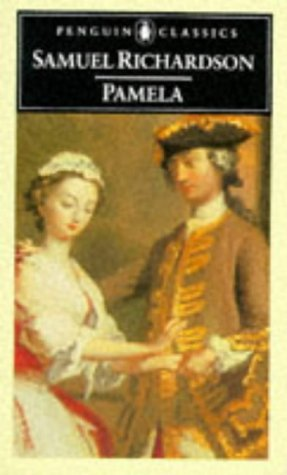 Pamela   2003 edition cover