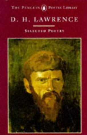 Selected Poetry D. H. Lawrence  1986 edition cover