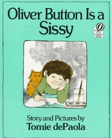 Oliver Button Is a Sissy   1979 edition cover