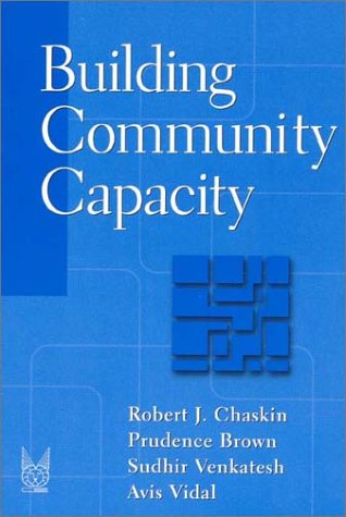 Building Community Capacity   2001 edition cover