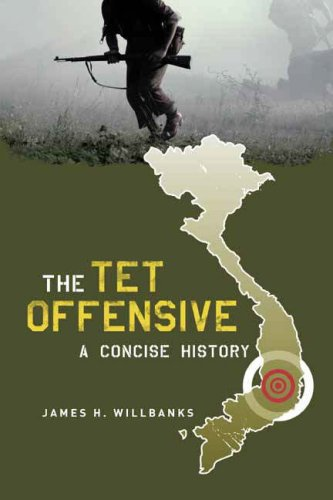 Tet Offensive A Concise History  2006 (Annotated) 9780231128407 Front Cover