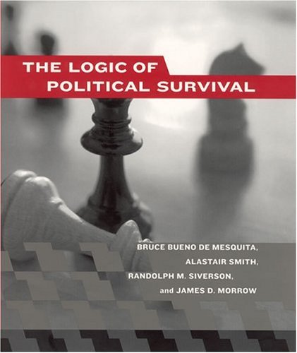 Logic of Political Survival   2005 edition cover