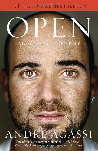 Open An Autobiography N/A 9780307388407 Front Cover