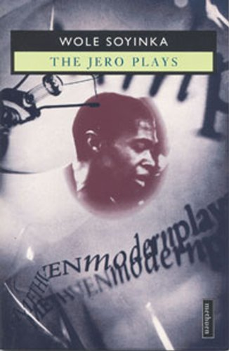 Jero Plays   1994 edition cover