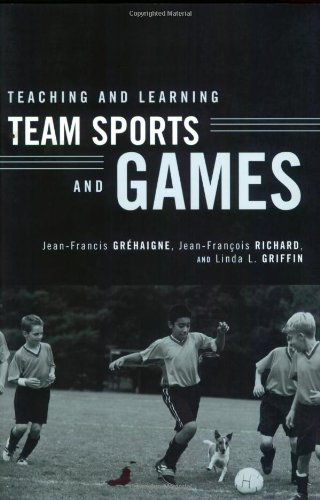 Teaching and Learning Team Sports and Games   2005 edition cover