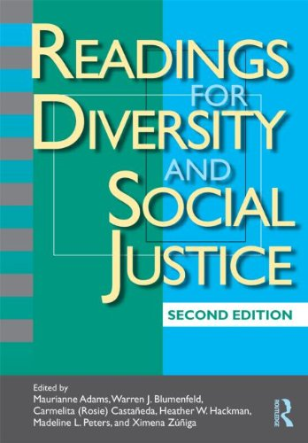 Readings for Diversity and Social Justice  2nd 2010 (Revised) edition cover