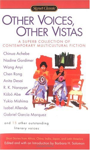 Other Voices, Other Vistas Short Stories from Africa, China, India, Japan, and Latin America N/A edition cover