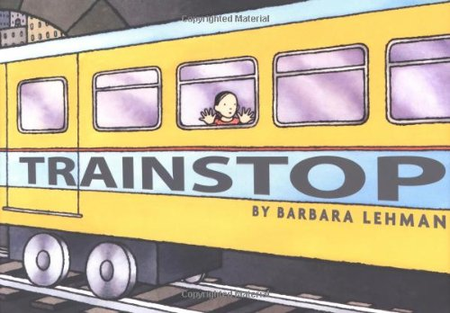 Trainstop   2008 edition cover