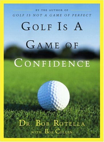 Golf Is a Game of Confidence   1996 edition cover