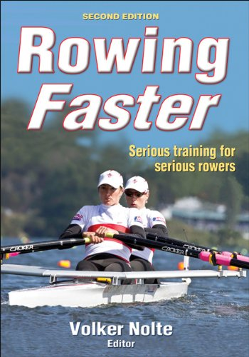 Rowing Faster  2nd 2011 edition cover