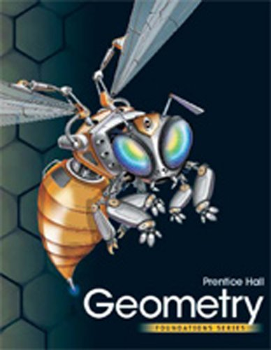 Geometry Foundations 1st (Student Manual, Study Guide, etc.) edition cover