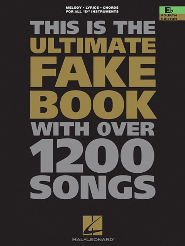Ultimate Fake Book  4th (Revised) 9780793529407 Front Cover
