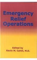 Emergency Relief Operations  2nd 2002 edition cover