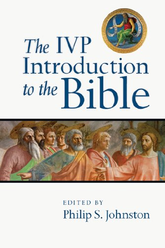 IVP Introduction to the Bible  N/A edition cover