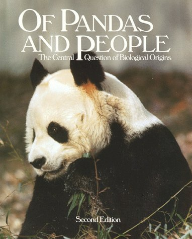 Of Pandas and People  2nd 1993 edition cover