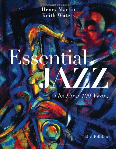 Essential Jazz (With Music Coursemate With Ebook Printed Access Card and Download Card for 2-cd Set Printed Access Card): 3rd 2013 edition cover