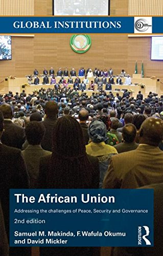 African Union Addressing the Challenges of Peace, Security, and Governance 2nd 2016 (Revised) 9781138790407 Front Cover