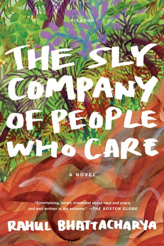 Sly Company of People Who Care A Novel  2011 9781250007407 Front Cover