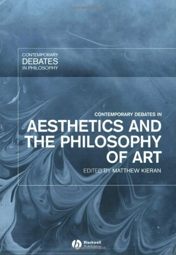 Contemporary Debates in Aesthetics and the Philosophy of Art   2005 9781405102407 Front Cover