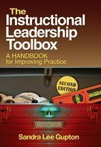 Instructional Leadership Toolbox A Handbook for Improving Practice 2nd 2010 edition cover
