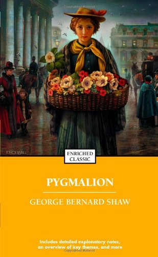 Pygmalion   1957 (Annotated) edition cover