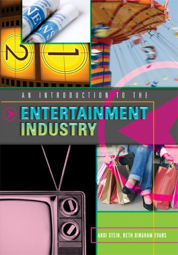 Introduction to the Entertainment Industry   2009 edition cover