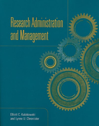 Research Administration and Management   2006 edition cover