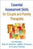 Essential Assessment Skills for Couple and Family Therapists   2011 edition cover