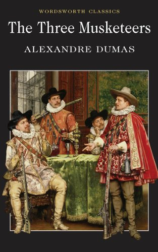 Three Musketeers   1993 edition cover