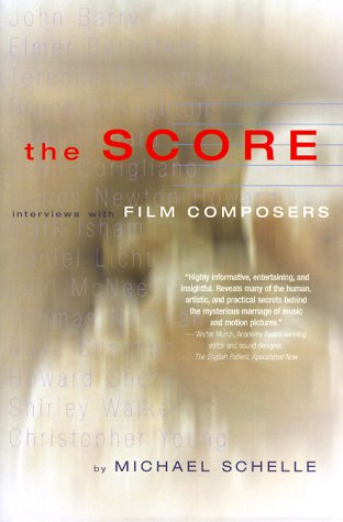 Score Interviews with Film Composers  1999 edition cover