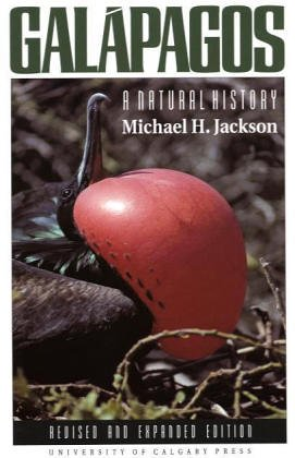 Galapagos A Natural History 2nd (Revised) edition cover