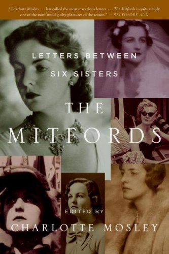 Mitfords Letters Between Six Sisters N/A 9780061375408 Front Cover