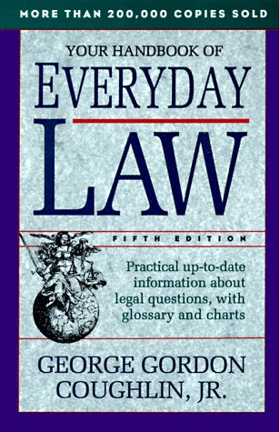 Your Introduction to Law  5th (Revised) 9780062732408 Front Cover