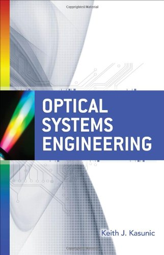 Optical Systems Engineering   2011 edition cover