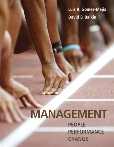 Management   2012 (Revised) edition cover