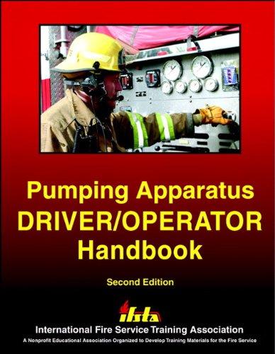 Pumping Apparatus Driver/Operator Handbook  2nd 2006 edition cover
