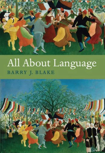 All about Language A Guide  2008 9780199238408 Front Cover