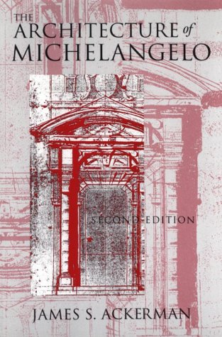 Architecture of Michelangelo  2nd edition cover