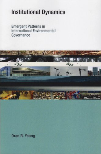 Institutional Dynamics Emergent Patterns in International Environmental Governance  2010 9780262514408 Front Cover