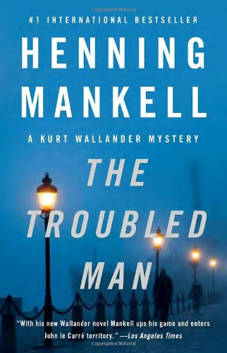 Troubled Man  N/A edition cover