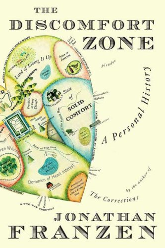Discomfort Zone A Personal History N/A edition cover