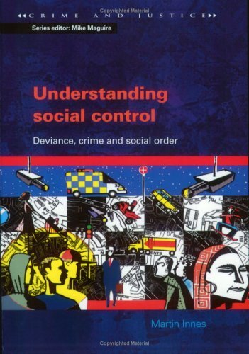 Understanding Social Control Deviance, Crime and Social Order  2003 edition cover