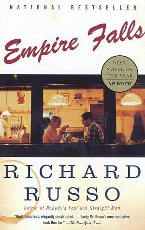 Empire Falls   2001 edition cover