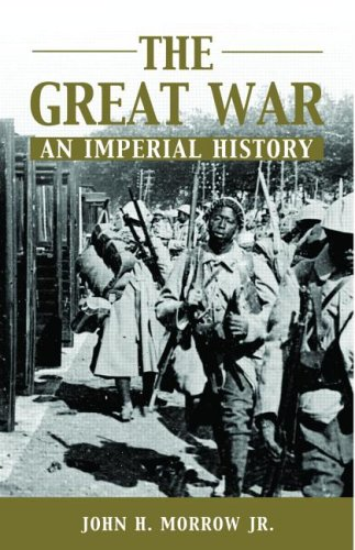 Great War An Imperial History  2003 edition cover
