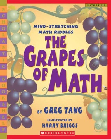 Grapes of Math  N/A edition cover