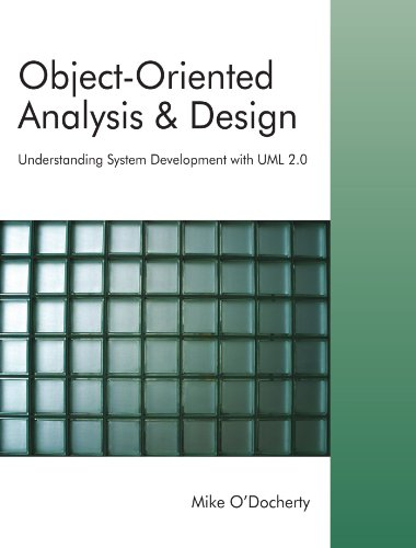 Object-Oriented Analysis and Design Understanding System Development with UML  2005 edition cover