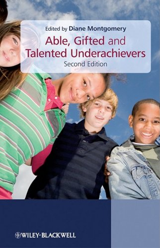 Able, Gifted and Talented Underachievers  2nd 2009 9780470779408 Front Cover